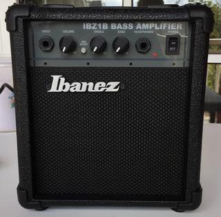 Amplificador Bajo Ibanez Ibz1b-u / Nuevo