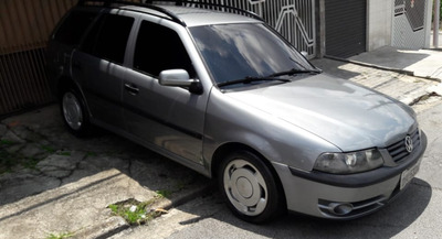 Volkswagen Parati 1.6 City 4p 2003