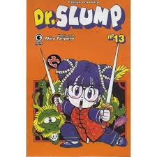 Nº 13 Dr. Slump Akira Toriyama