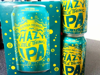 Cerveza Sierra Nevada Hazy Little Neipa Importada Americana,