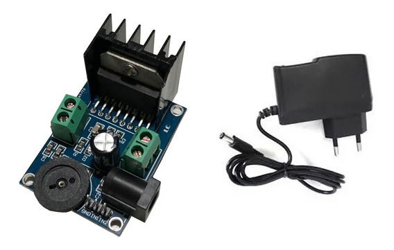 Mini Amplificador 40w Stereo Com Fonte 12v P/ Caixa Ativa