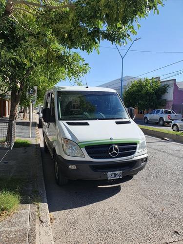 Mercedes-benz Sprinter 2.1 411 Street 116cv 3250 V2 Tn 2014