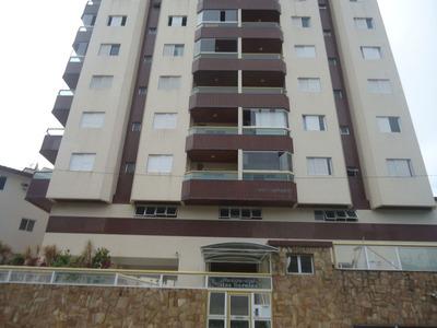 Apartamento - Guilhermina - Praia Grande 60 Metros Da Praia