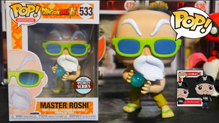 Funko Pop Dragon Ball Master Roshi #533 / Mipowerdestiny