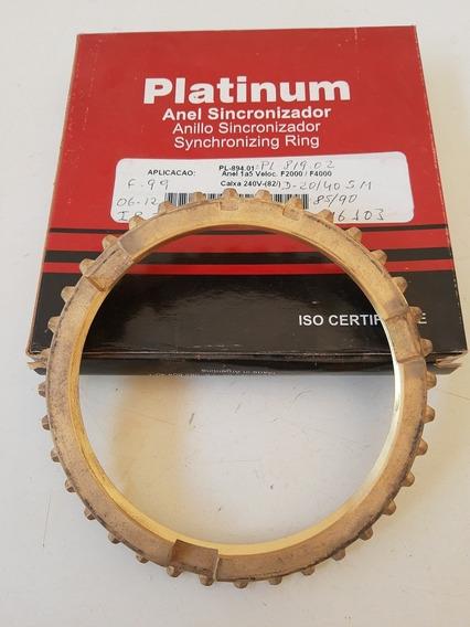 Anel Sincronizado Pl-894.01 Platinum 1°a5° D-20/f-4000 240v