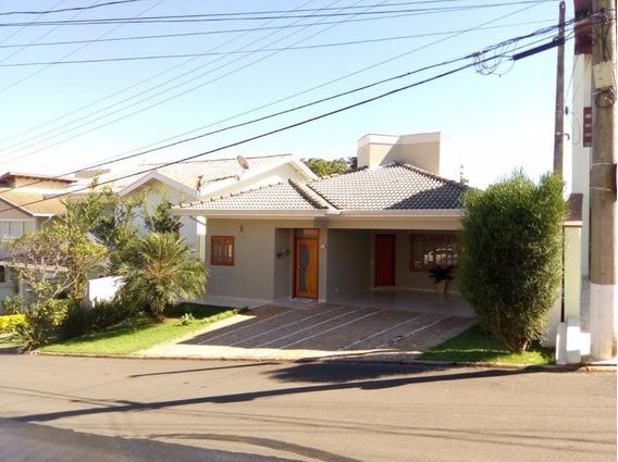 Casa Residencial À Venda, Condomínio Villa Fontana , Valinhos. - Ca2081
