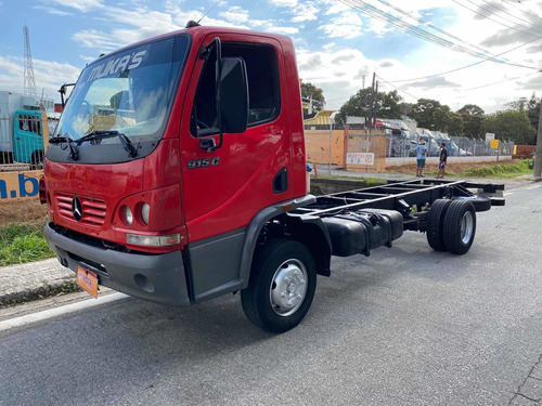 Mb 915c Accelo No Chassi 2007 914 712 912 815 9150 8150 710