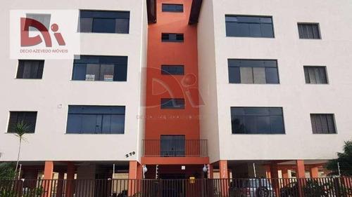 Imagem 1 de 9 de Apartamento Com 2 Dormitórios À Venda, 93 M² Por R$ 385.000,00 - Itaguá - Ubatuba/sp - Ap0023