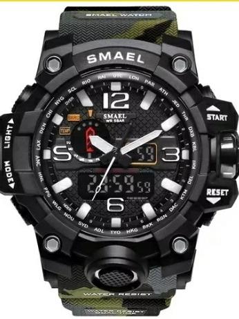 Relógio Digital Masculino Smael