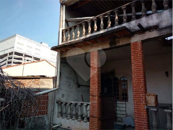 Sobrado Na Vila Mazzei Com 3 Andares, Sendo Que A Última É Uma Área Totalmente Livre - 170-im381479