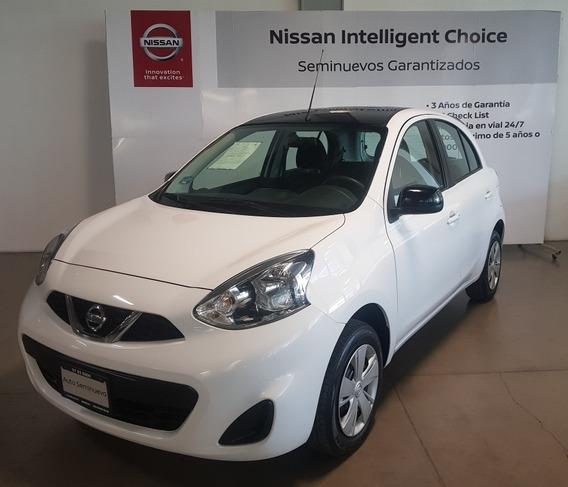 Nissan March 1.6 Sense At 2018