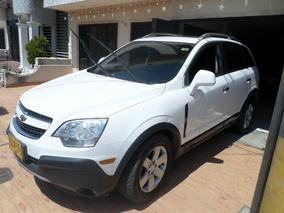 Chevrolet Captiva Color Blanco