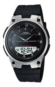 Relógio Casio - Aw-80-1avdf - Analógico Digital