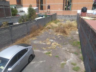 Terreno Plano En Pantitlán Ideal Para Estacionamiento