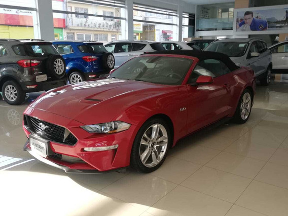 Ford Mustang 2020 0 Km Rojo