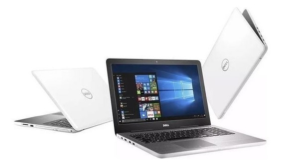 Notebook Dell Inspiron I15-5567-a30b Core I5 8gb 1tb