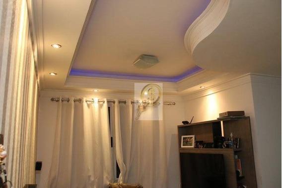 Apartamento Com 2 Dormitórios À Venda, 48 M² Por R$ 175.000,00 - Jardim São Miguel - Ferraz De Vasconcelos/sp - Ap0009