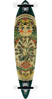 Arbor Skateboards Artist Collection Fish Gt Longboard Skateb