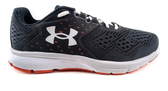 Tênis Under Armour Charged Rebel Sa Masculino - Cinza/branco
