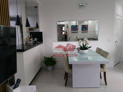 Apartamento Com 4 Dormitórios À Venda, 91 M² Por R$ 800.000 - Bosque Da Saúde - São Paulo/sp - Ap8687
