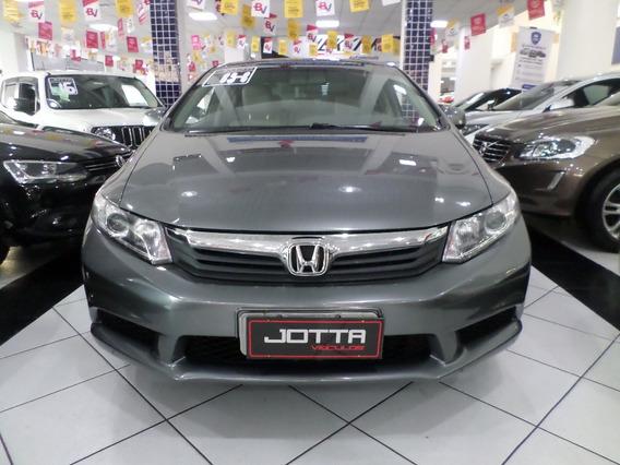 Honda Civic Lxs Completo Automático