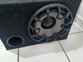 Caixa Com Sub De 12 E Modulo Boog Ab3100 + Aparelho Pionner