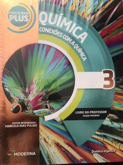 Livro Conexões Com A Química Moderna Plus Química 3