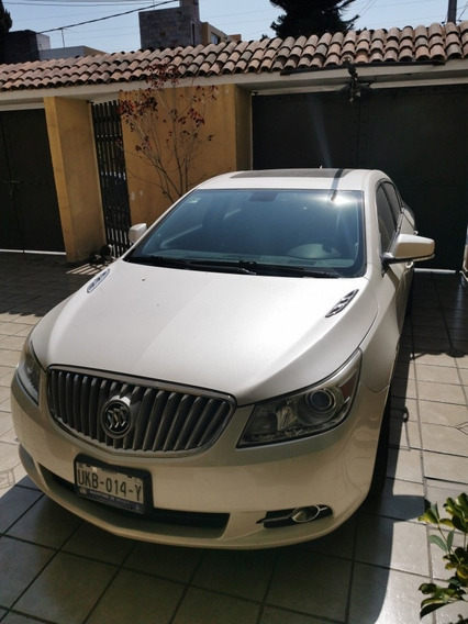 Buick Lacrosse C At 2010