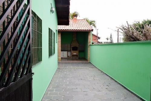 Vende-se Ótima Casa Em Peruíbe , Litoral De Sp - 3192 | Npc
