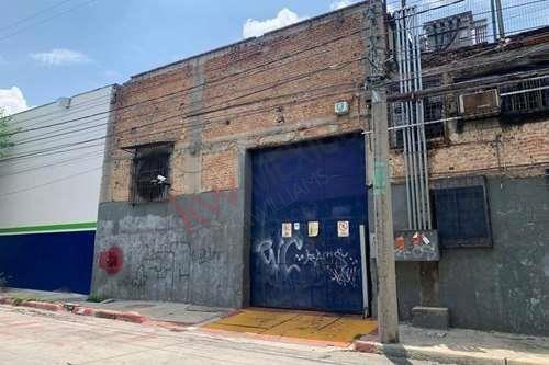 Col. Morelos Bodega Industrial En Renta