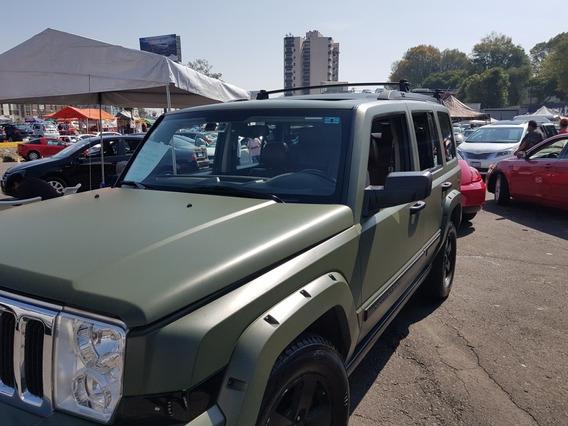 Jeep Commander 5.7 Limited Premium 4x2 Mt 2008