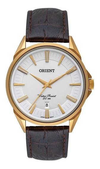 Relógio Orient Mgsc1010 + Garantia De 1 Ano + Nf