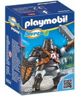 Playmobil Colossus Super4 Original Intek -candos Jugueteria