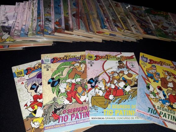 Coleção Completa Duck Tales Disney - Linda - Excelente 1/25