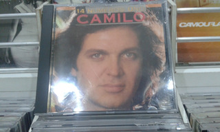 Memories Disco Club Camilo Sesto 14 Exitos Cd Español