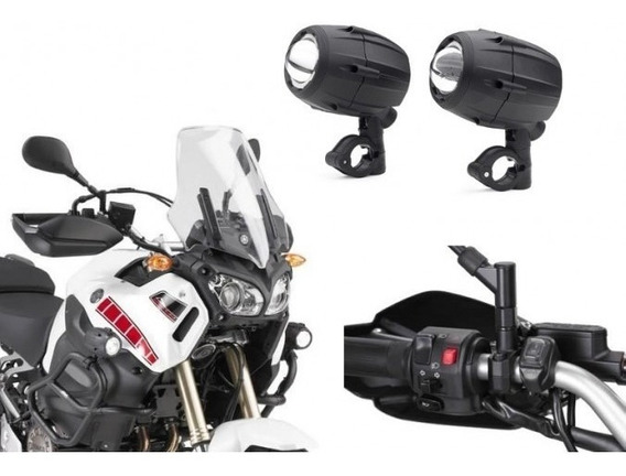 Kit Kappa Ks310 Axiliar Lampara C/ Kit Instalacion Fas Motos