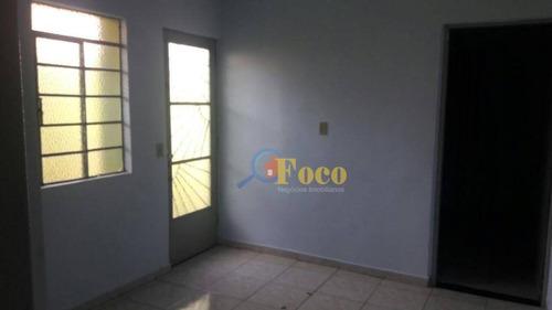 Imagem 1 de 13 de Casa Com 4 Dormitórios À Venda Por R$ 350.000,00 - Vila Centenário - Itatiba/sp - Ca0666