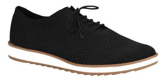 Sapatênis Oxford Dakota Preto B9511