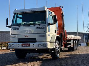 Ford Cargo 2422 6x4 Munck