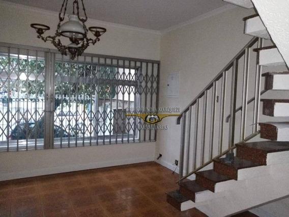 Sobrado Com 3 Dormitórios Para Alugar, 120 M² Por R$ 3.000,00/mês - Jardim Vila Formosa - São Paulo/sp - So0513