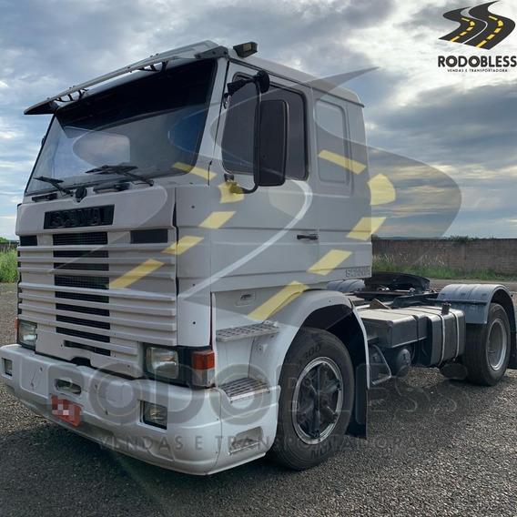 Scania R 112 Cavalo Toco