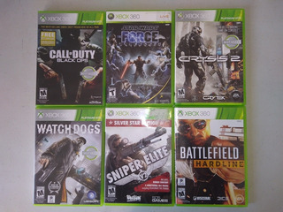 Juegos De Xbox 360 $800 C/u