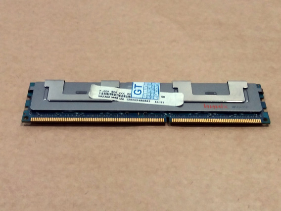 Memoria P/ Servidor 4gb 2rx4 Pc3-10600r - 9 - 10 - E1 Hynix