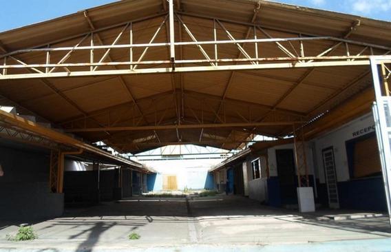 Galpão Para Aluguel Em São Bernardo - Ga008000