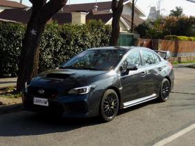 Subaru Wrx New Sti Awd 2.5 Mec 2018