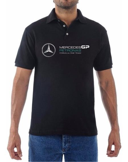 Full Playera Polo Yazbek Para Caballero Edición Mercedes