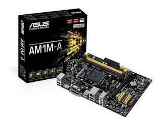 Mother Board Asus Am1m-a Am1 Ddr3 Hdmi/dvi/vga Matx A-series
