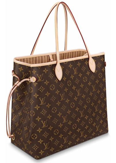 Bolso Louis Vuitton Neverfull Mujer