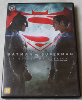 Dvd Original Novo Batman Vs Superman