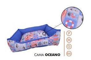Cama Premium Oceano Gg